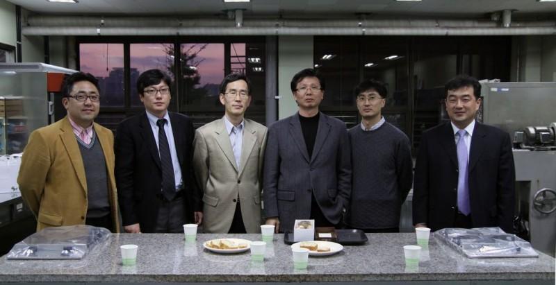 불교가공식품연구회 1차 모임.